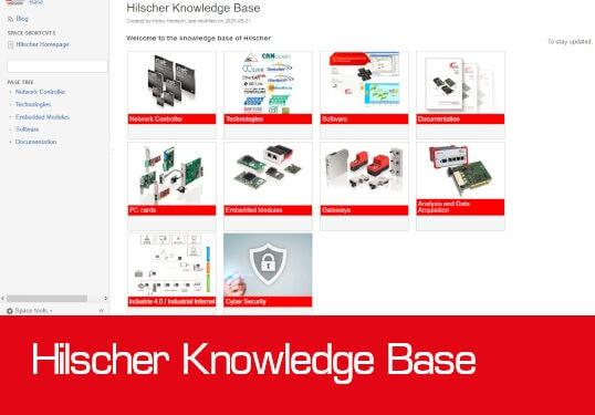Hilscher Knowledge base